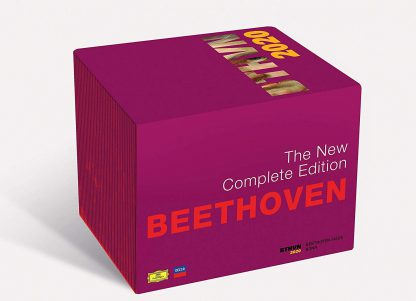 Photo No.1 of Beethoven 2020 - The New Complete Edition