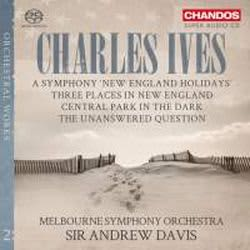Photo No.1 of Ives: Orchestral Works, Vol. 2