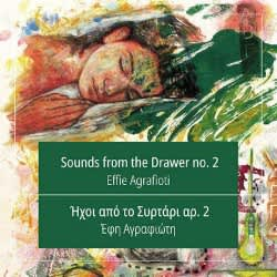 Photo No.1 of Sounds from the Drawer No. 2– Efi Agrafioti (Piano)