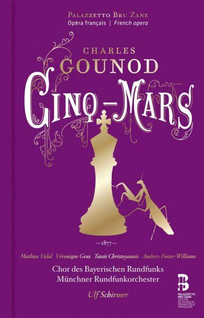 Photo No.1 of Gounod: Cinq-Mars