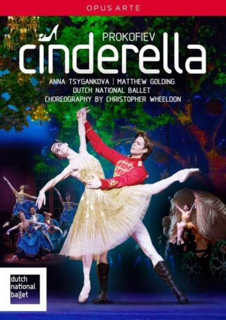 Photo No.1 of Sergei Prokofiev: Cinderella, Op. 87