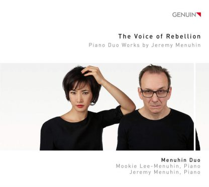 Photo No.1 of The Voice Of Rebellion - Piano Duo Works By Jeremy Menuhin