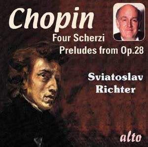 Photo No.1 of Chopin: 4 Scherzi & 13 Preludes