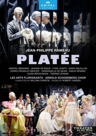 Photo No.1 of Jean Philippe Rameau: Platee