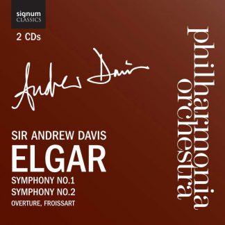 Photo No.1 of Elgar - Symphonies Nos. 1 & 2