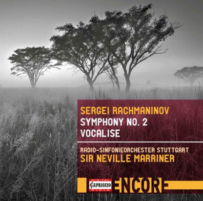 Photo No.1 of Rachmaninov: Symphony No. 2, Vocalise