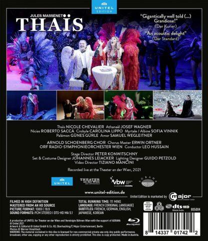 Photo No.2 of Jules Massenet: Thais