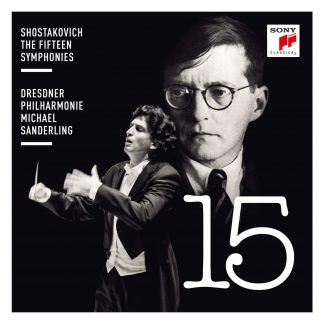 Photo No.1 of Sanderling conducts Shostakovich: The Symphonies