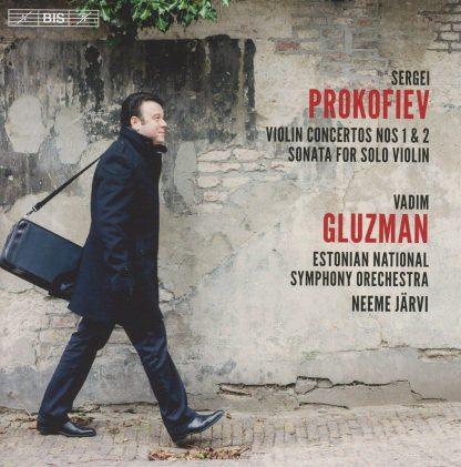 Photo No.1 of Prokofiev: Violin Concertos