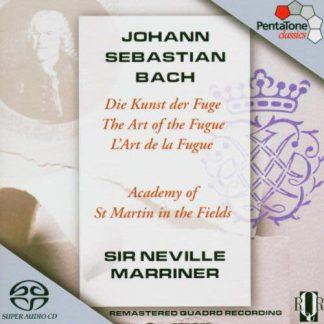 Photo No.1 of Bach, J S: The Art of Fugue