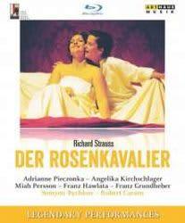 Photo No.1 of Strauss, R: Der Rosenkavalier (DVD)