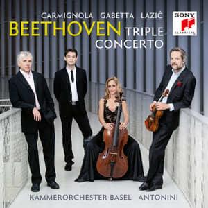 Photo No.1 of Beethoven: Triple Concerto