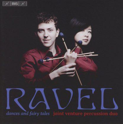 Photo No.1 of Ravel, Arranged for Marimba and Vibraphone