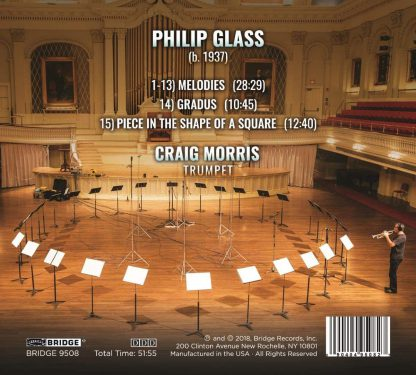Photo No.2 of Philip Glass: Three Pieces in the Shape of a Square