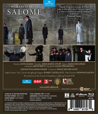 Photo No.2 of Strauss: Salome