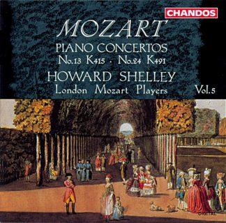 Photo No.1 of Wolfgang Amadeus Mozart: Piano Concertos, Vol. 5