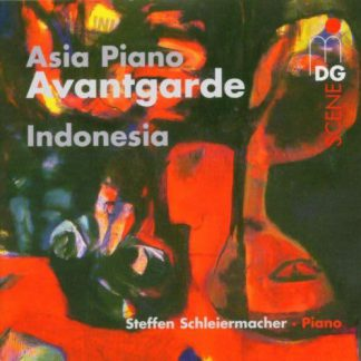 Photo No.1 of Asia Piano Avantgarde: Indonesia