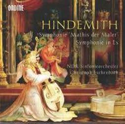 Photo No.1 of Hindemith: Symphonie 'Mathis der Maler' & Symphonie in Es