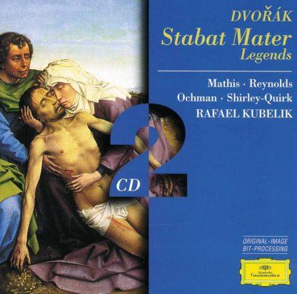 Photo No.1 of Antonin Dvorak: Stabat Mater op.58 & Legends, Op. 59
