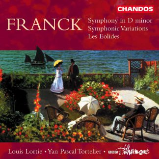 Photo No.1 of Cesar Franck: Symphony in D Minor, Symphonic Variations, Les Eolides