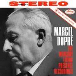 Photo No.1 of Marcel Dupré: The Mercury Living Presence Recordings