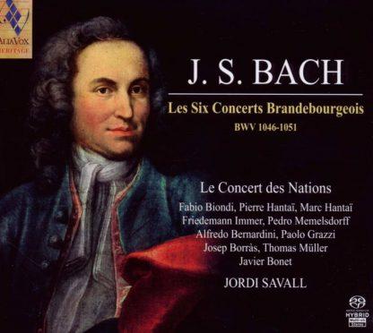 Photo No.1 of Bach, J.S.: Brandenburg Concertos Nos.1-6