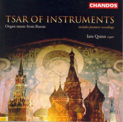 Photo No.1 of Iain Quinn - Tsar of Instruments: Organ Music from Russia