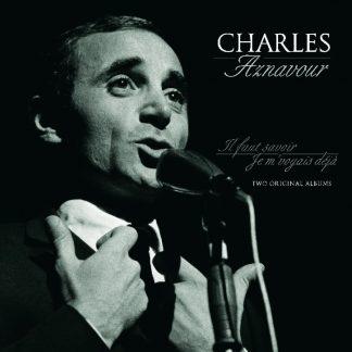 Photo No.1 of Charles Aznavour: Il Faut Savoir / Je M'Voyias Deja (180 gr)