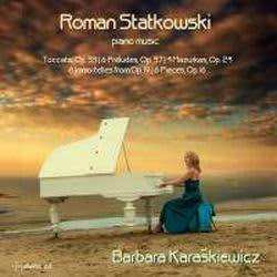 Photo No.1 of Roman Statkowski: Piano Music