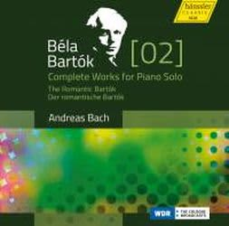 Photo No.1 of Bartók: Complete Works for Piano Solo Volume 2