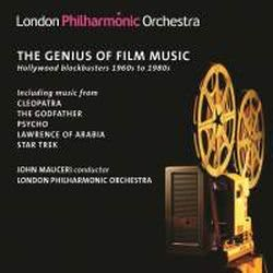Photo No.1 of The Genius of Film Music: Hollywood Blockbusters 1960s–1980s