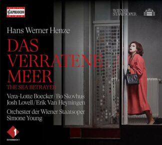 Photo No.1 of Hans Werner Henze: Das Verratene Meer