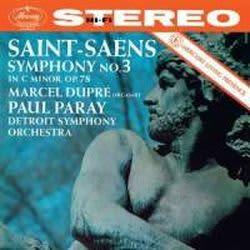 Photo No.1 of Saint-Saëns: Symphony No. 3 in C minor, Op. 78 'Organ Symphony'
