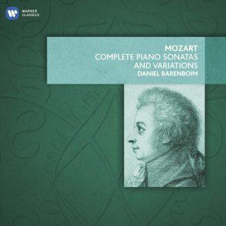 Photo No.1 of Wolfgang Amadeus Mozart: Complete Piano Sonatas & Variations