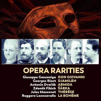 Photo No.1 of Opera Rarities (Orfeo Edition)