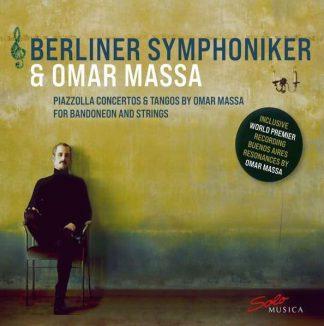 Photo No.1 of Nuevo Tango Concertos by Piazzolla and Massa