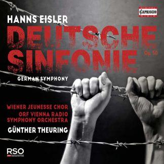 Photo No.1 of Hanns Eisler: Deutsche Sinfonie