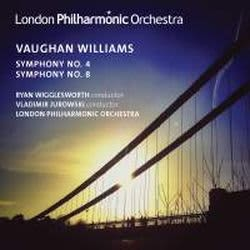 Photo No.1 of Vaughan Williams: Symphonies Nos. 4 & 8