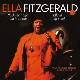 Photo No.1 of Ella In Berlin / Live In Hollywood (180g)