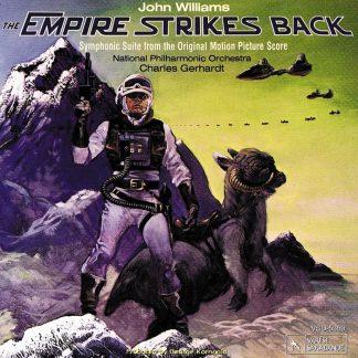 Photo No.1 of John Williams: The Empire Strikes Back (Vimyl 180g)