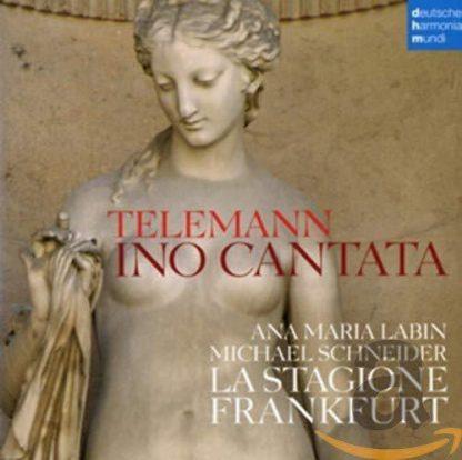 Photo No.1 of Telemann: Ino Cantata, Fanfare, Overture