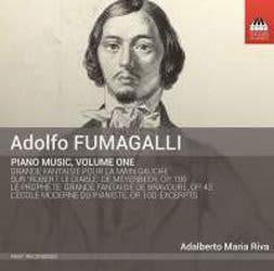 Photo No.1 of Adolfo Fumagalli: Piano Music, Volume One
