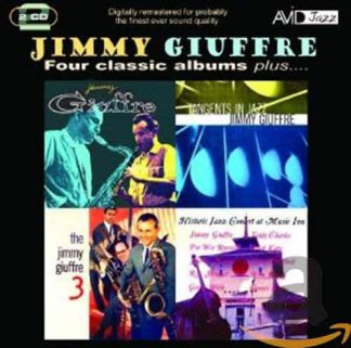 Photo No.1 of Jimmy Giuffre: Four Classic Albums Plus...