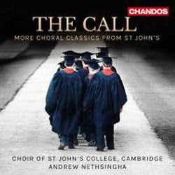 Photo No.1 of The Call: More Choral Classics from St John's