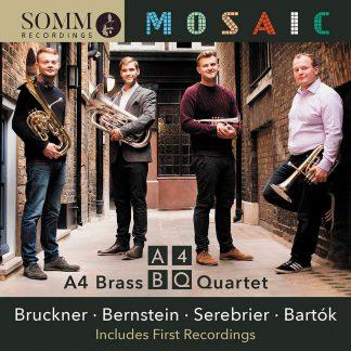 Photo No.1 of A4 Brass Quartet – Mosaic