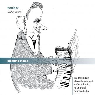 Photo No.1 of Poulenc: Babar