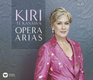 Photo No.1 of Kiri te Kanawa sings Opera Arias