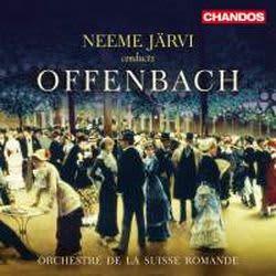Photo No.1 of Neeme Järvi conducts Offenbach