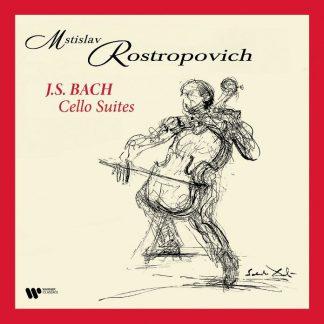 Photo No.1 of Johann Sebastian Bach: Cello Suite - Vinyl Edition (180g)