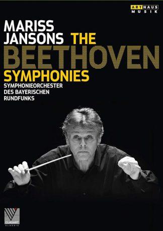 Photo No.1 of Ludwig van Beethoven: Symphonies Nos. 1-9 Mariss Jansons